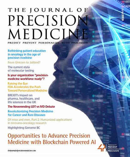 The Journal of Precision Medicine - JUNE 2019