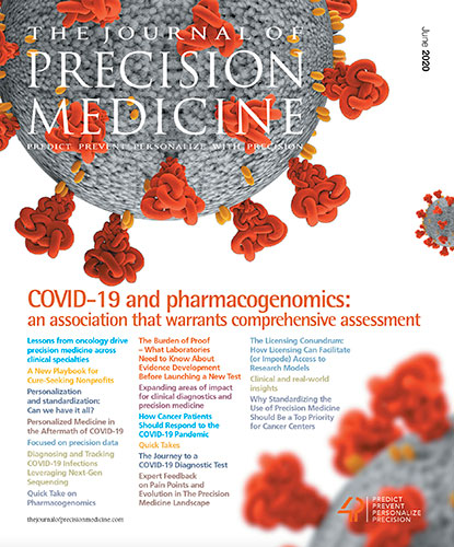 The Journal of Precision Medicine - June