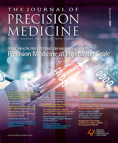 The Journal of Precision Medicine - September
