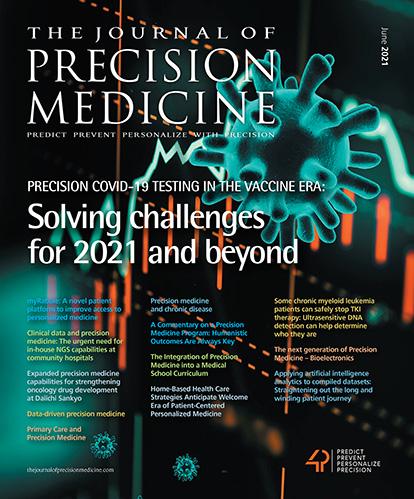 The Journal of Precision Medicine - June 2021