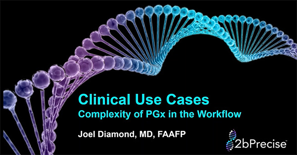 Clinical Use Cases: Pharmacogenomic Results Within the EHR Workflow